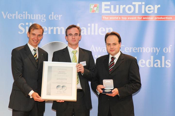 DLG-Silbermedaille für herausragende Innovationen: DLQ Datenportal
